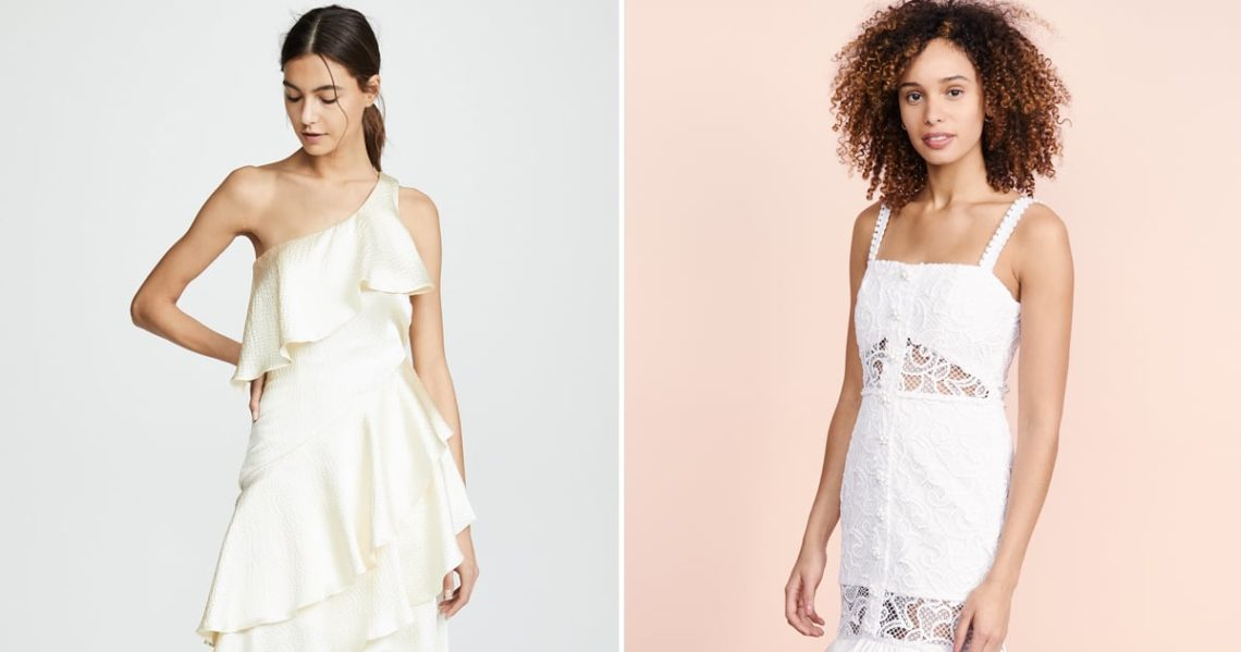 Discount Wedding Gowns: Affordable Wedding Dresses From Shopbop